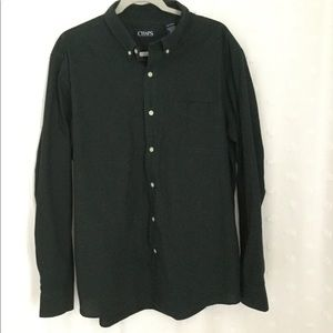Men's Chaps Button Up Shirt